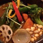 Soup Curry SAMURAI. - SAMURAIまつりアップ