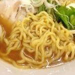 つかさ - つかさラーメン麺拡大