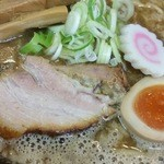 節系とんこつらぁ麺 おもと - 11月限定メニュー