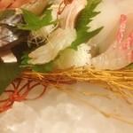 shikiya - お刺身盛り合わせ☺︎