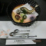 いち柳ホテル - 料理写真: