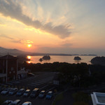 32129124 - 夕陽が美しい宿です。