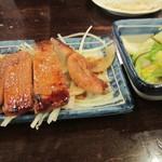 紅とん - 漬け豚ロース炙り焼き