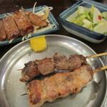 紅とん - 豚バラ串
