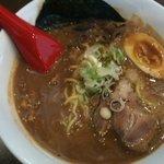 麺 だいち - '10・02・02 みそらーめん(桜)750円