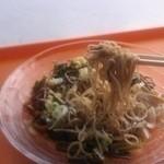 うさぎ平テラス - 冷やしクルミ蕎麦