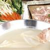 嬉野湯どうふしゃぶしゃぶ 七色 - 料理写真:「みつせ鶏」