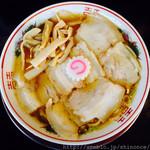 肉煮干し中華そば さいころ - 料理写真: