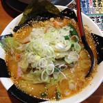 32133579 - 味噌野菜らー麺(830円)
