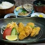 川うめ - 牡蠣フライ