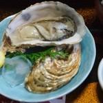 川うめ - 生牡蠣