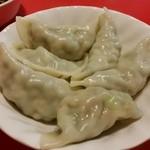 上海飯店 - 水餃子