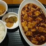 32139044 - 四川麻婆豆腐+Aセット