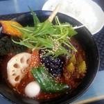 ドロッピン - 12種の山盛り野菜+鶏つみれ