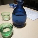 鮨 いし黒 - 上喜元(山形・特別純米酒)