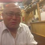 備長扇屋 - 千円で食べ放と烏龍茶の飲み放題としました。