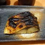 食堂 旭屋 - 鯖塩焼き