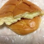 篠崎ベーカリー - 料理写真:クリームパン