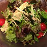 味樹園 - カルはんサラダ すべて国産野菜