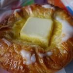 コマメ ベーカリー - (2014/8月-2)「クリームチーズデニッシュ」