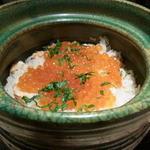 いまゐ - 鮭とイクラの親子丼