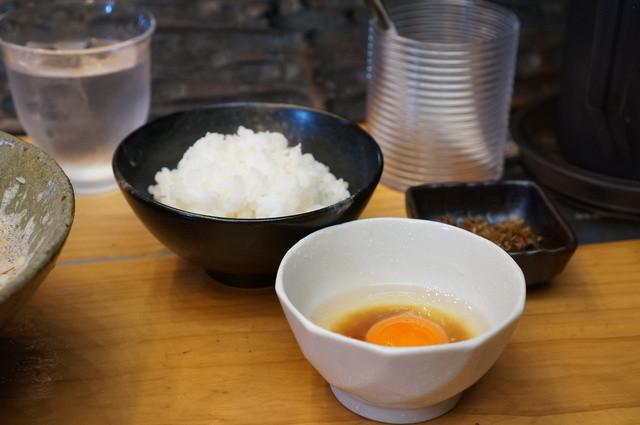 麺劇場 玄瑛 - 日本一こだわり卵かけご飯