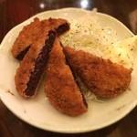 てぃんがーら - [過去ログ]紅芋コロッケ〜♡  [old post] purple yam croquettes<3  #沖縄料理 #okinawanfood #紅芋コロッケ #regionalcuisine #japanesefood #favorite #紅芋 #food #foodie #foodgasm #foodporn #instafood #gourmet #followme #purpleyam