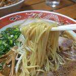 32155929 - 麺はヤワ