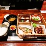 うおっとり - 2014/11/01 本日の日替 950円