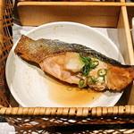 うおっとり - 秋鮭 さっぱりとした味わいでした。