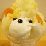 ジャパニーズアイス櫻花 - 黄色いくまさん(620円)(2014/7)