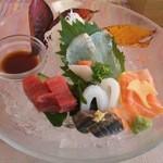 ラ・チチ - 海鮮の盛り合わせ (コースCHICHI)