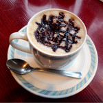 カフェ・ド・ラパン - カフェショコラーノ