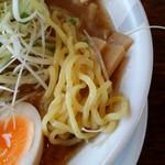 32158217 - 麺は、中太麺