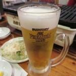 二代目次郎 - 生ビール
