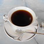 ナンバーワン - ドリンク写真:コーヒー 390円