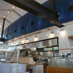 神戸屋 レストラン - 厨房