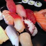 いろは寿司 - にぎり1.5人前
