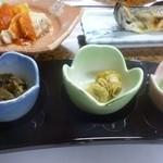 谷地温泉 - 夕食