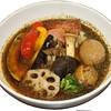 イチロク - 料理写真:具沢山スープカレー