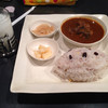 スナックコスモス - 料理写真:クマララムカレーのセット@900円