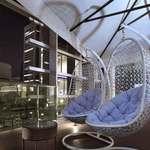 リストランテ ウミリア - 夜のテラス席