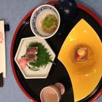 TOSLOVE館山 - 料理写真:グルメ 先付