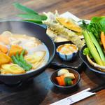 甲州ほうとう 完熟屋 - 野菜ほうとうセット