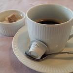 陣屋カフェ - ブレンドコーヒー