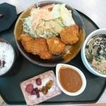 味喰藩 - トンカツ定食でごさいまーす!