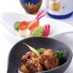 バレル・バレープラハ&GEN - 麹豚の甘酒角煮