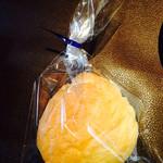 コッコロ - 余ったパンを持ち帰り用に可愛く包んでくれました