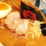 蓮嘉 - 濃厚鶏白湯
