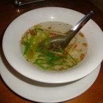 ワルンバリ - スープ